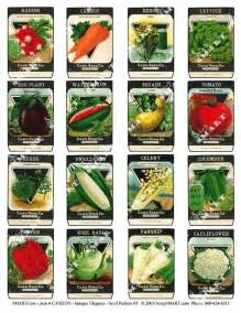 colorful packets 16 vegetable seed packets vintage 1920 s colorful packets