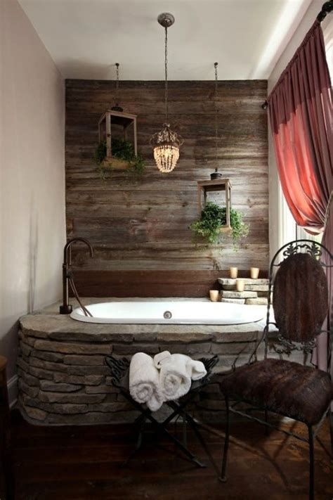 rustic cabin bathroom ideas impressive romantic rustic decor ideas that you will love
