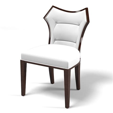 Modernist Dining Chair Contemporary Modern Dining Chair 3d Max