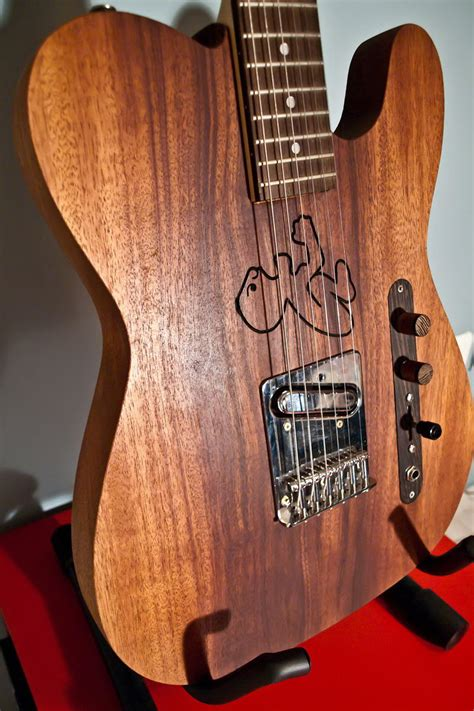 Handmade Mandolin - telemaya an quot angry quot guitar handmade guitars