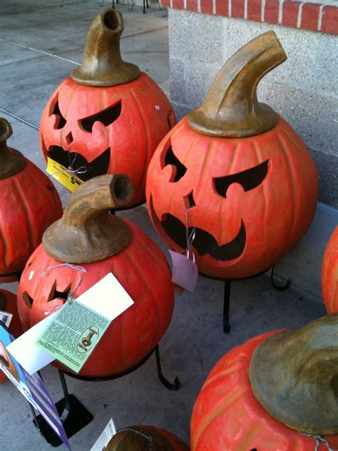 Pumpkin Chiminea For Sale Slurpeevader Day 122 Trashsociety