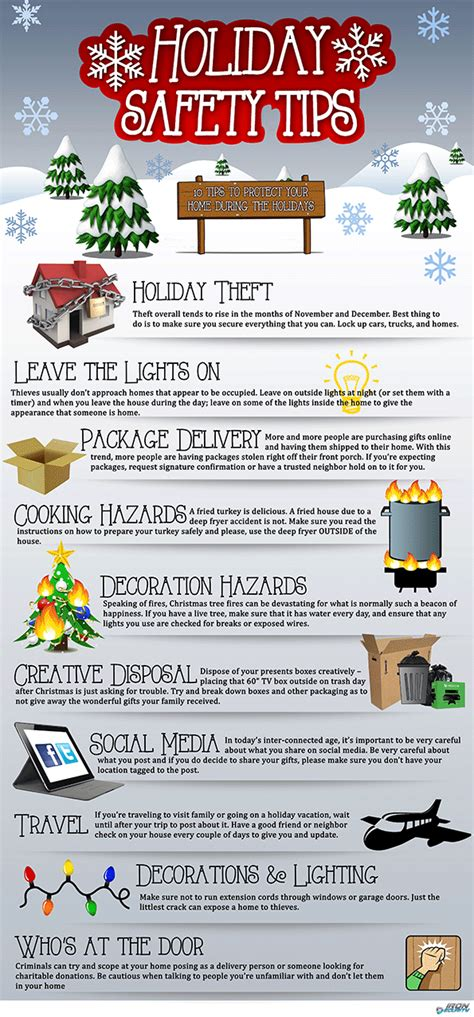 9 Tips For Traveling During The Holidays by 10 Safety Tips Ehs Today