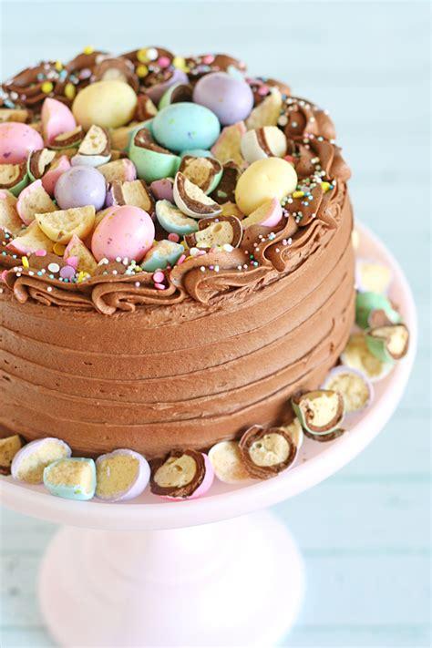 Easter Cakes by Chocolate Malt Cake Glorious Treats