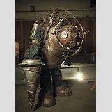 Bioshock Big Daddy Concept Art | 580 x 809 jpeg 156kB