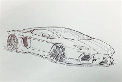 lamborghini front drawing aventador pencil design from front lamborghini aventador