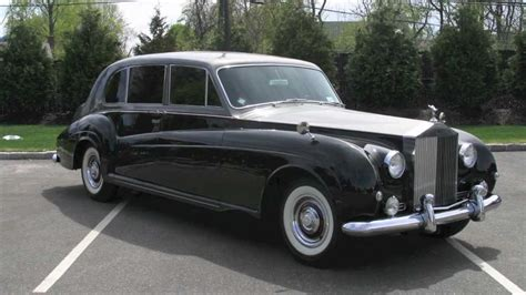 Rolls Royce 1960 by 1960 Rolls Royce Phantom V Information And Photos