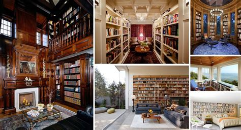 home library design plans 60 home library design ideas with stunning visual effect