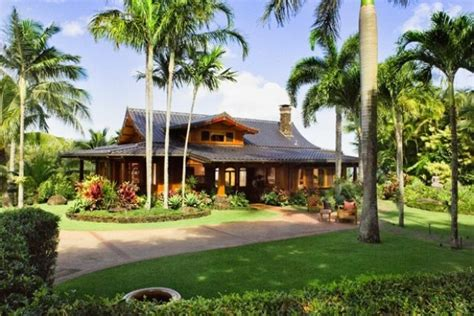 house in hawaiian modern north shore home with expansive views offers