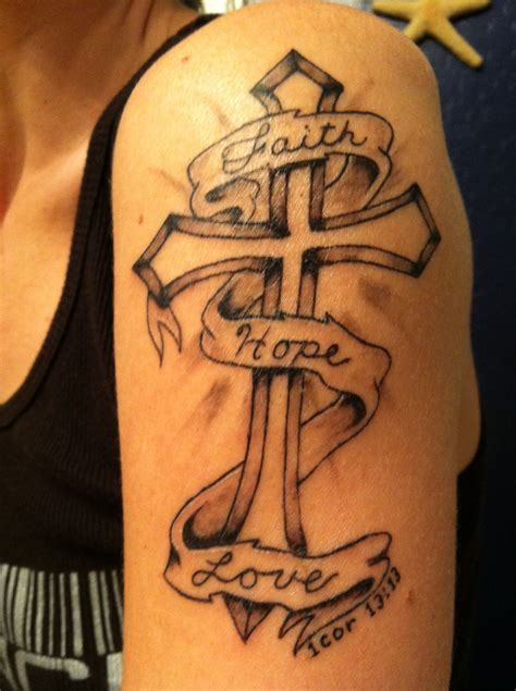 love cross tattoo 25 tattoos slodive