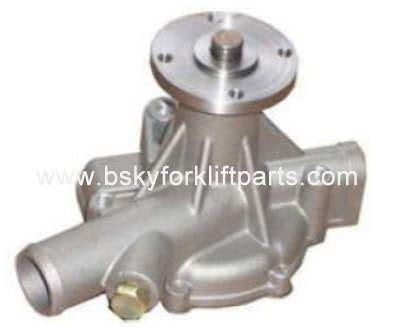 china forklift water pump  nissan  china water pump nissan water pump