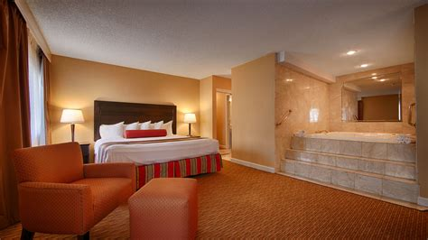 turning hotel rooms best western at o hare rosemont usa expedia