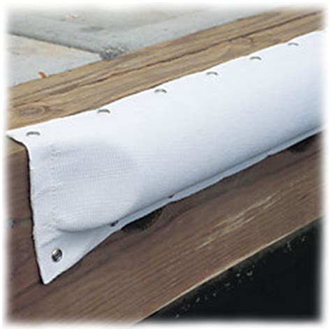 k r boat dock bumpers dock and post bumpers perimeter industries fisheries