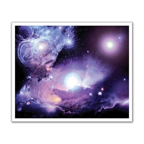 nebula wall mural jp pos2026 cosmic space nebula peel and stick removable wall decal mural lowe s canada