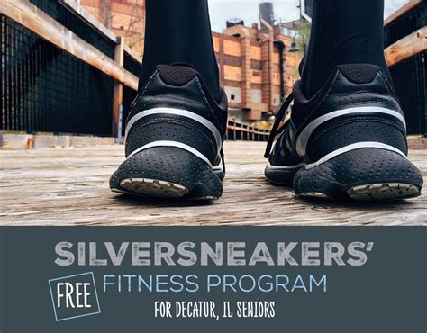 silver sneakers fitness silversneakers free fitness program for decatur il seniors