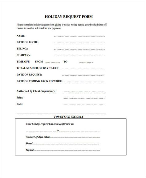 request form doc 780500 request form 10 request