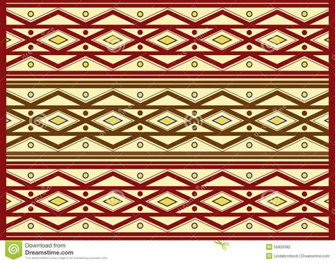 ethno muster ethno muster vektor abbildung bild 55820382
