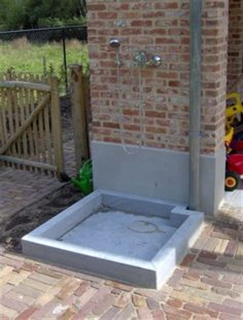 outdoor shower for dogs 1000 ideas about washing station on