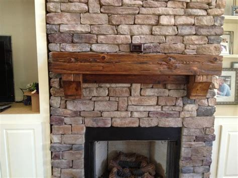 1000  images about Timber Mantels by BurrusCompany.com on