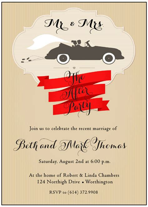 wedding invitation from groom s and groom shower invitations arts arts