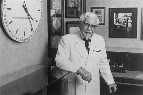 biography of colonel sanders a colonel sanders timeline from harland to reba mcentire