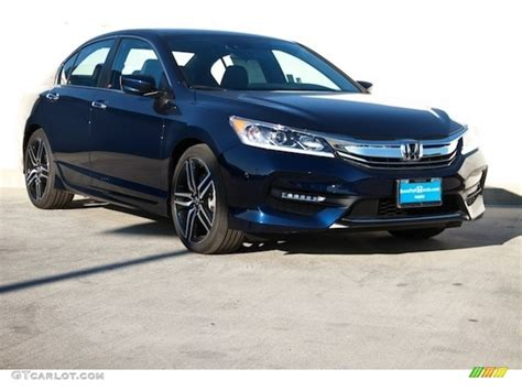 obsidian blue color 2017 obsidian blue pearl honda accord sport sedan
