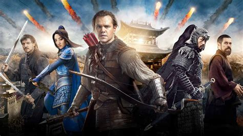 upcoming movies 2017 the great wall 2016 the great wall 2017 after the credits mediastinger