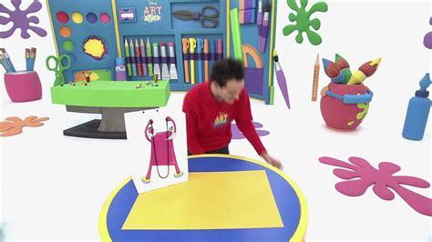 painting on disney junior attack un sac trompe l oeil sur disney junior vf