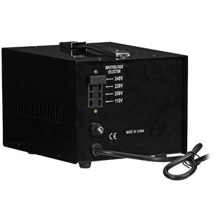 sevenstar st 100 100 watt voltage converter transformer