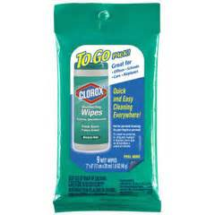 disinfecting wipes   fresh scent    pack unoclean