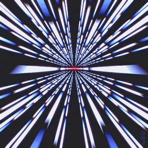 crazy pattern gif gif light pattern sci fi loop infinite zoom 30000fps