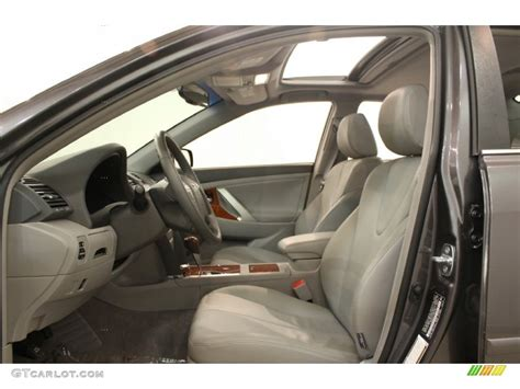 2010 Camry Interior by Ash Gray Interior 2010 Toyota Camry Xle V6 Photo 61285331