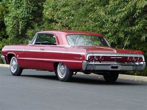 Chevrolet 1964 Impala Mad 4 Wheels 1964 Chevrolet Impala Ss Best Quality