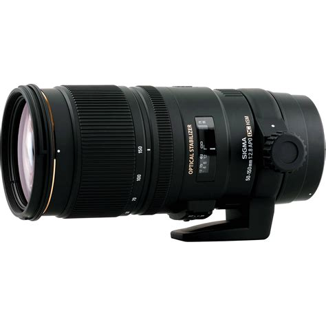 Sigma For Canon sigma 50 150mm f 2 8 ex dc os hsm apo lens for canon 692