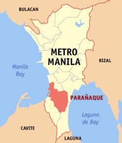 map of paranaque city secret bases wiki para 241 aque