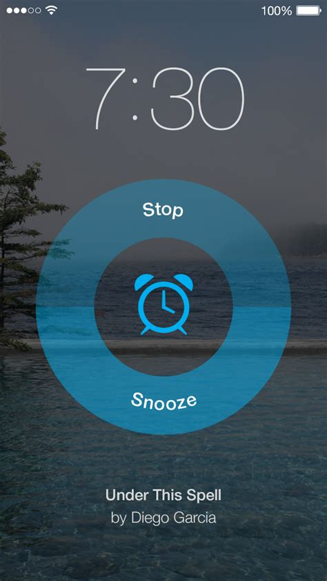 Alarm Mobil Up up with pandora introducing the alarm clock on mobile pandora