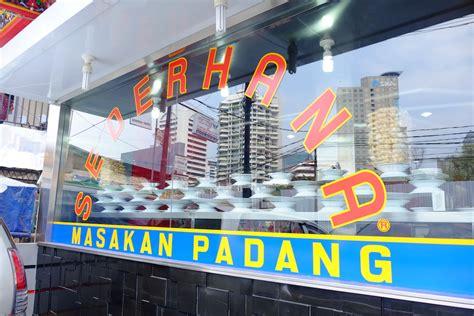 Tempat Makan Sassy rumah makan minang menu price