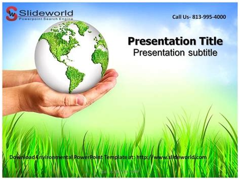 ppt themes on environment download environmental powerpoint template at http www