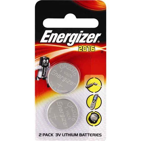 energizer cr2016 battery 2 pack chemist warehouse