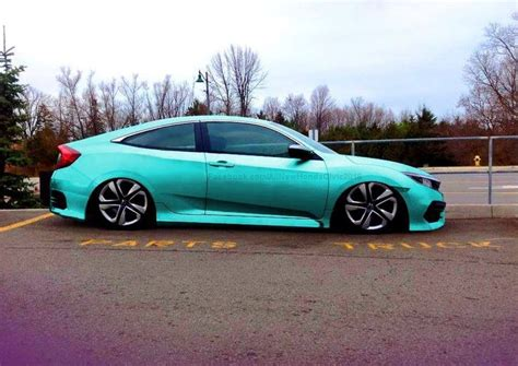 Modified Civic Sedan by 17 Best Images About Modified 2016 Civic Sedan