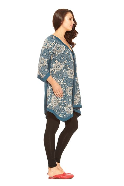 Longslevee Tunic new rasaleela womens tunics mao sleeve tunic top ebay