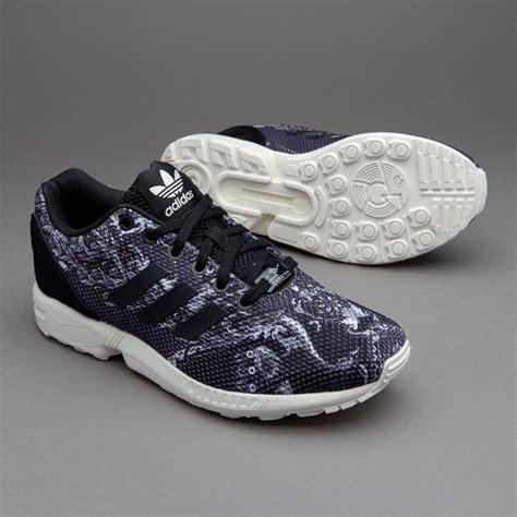 Sepatu Keren Adidas Slop Platinum Blues sepatu sneakers adidas originals womens zx flux black