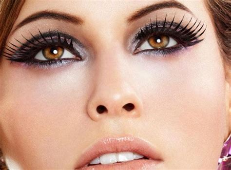 How To Wear False Eyelashes by Easy Tips To Hair Be Tips