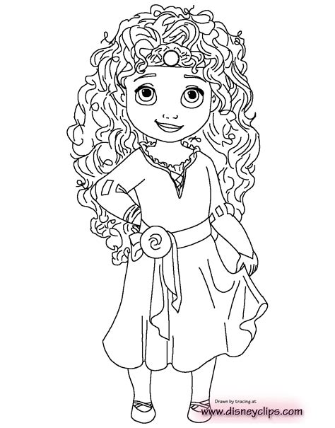 Disney Baby Princess Coloring Pages by Baby Disney Princess Coloring Pages And Ariel The