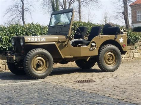 willys jeep willys jeep m38 vipautos