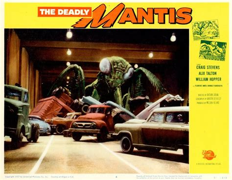the deadly mantis 171 gossip and news