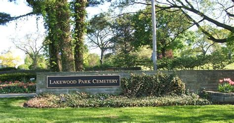 lakewood park lakewood park cemetery rocky river cuyahoga ohio usa genealogy of the bryan and