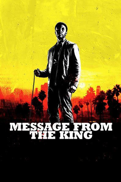 Or Gomovies Message From The King Free Gomovies