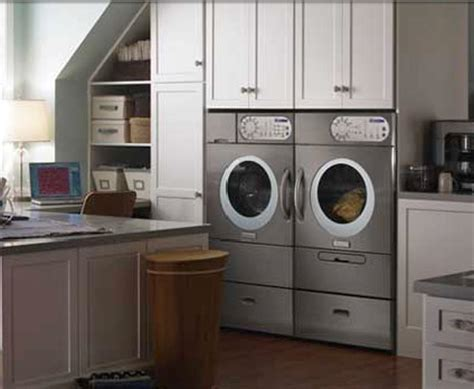washer and dryer in kitchen kitchenaide washer dryer kitchen design photos