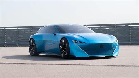 peugeot electric car wallpaper peugeot instinct electric car 4k cars bikes