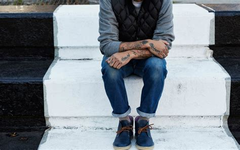 how to style desert boots the idle